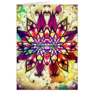 Mandala Magic Card