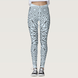 Mandala of fashion leggings