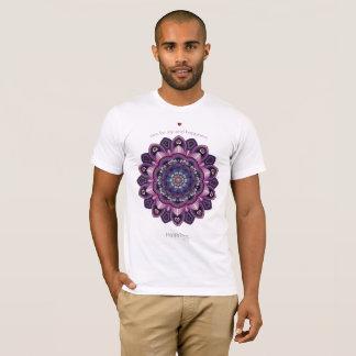 Mandala of Happiness unisex T-Shirt