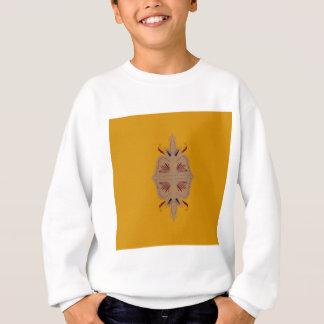 Mandala on Gold Sweatshirt