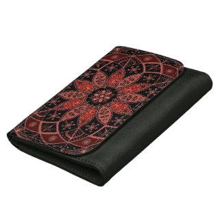 Mandala Oriental Art Pattern Design Autumn wallet