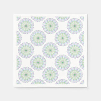Mandala Paper Napkin