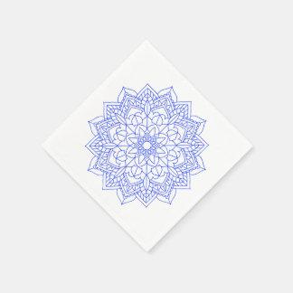 Mandala Paper Napkins