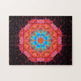 Mandala Passion | Meditation Jigsaw Puzzle