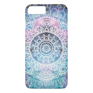 Mandala Pattern | Watercolor Galaxy Case-Mate iPhone Case