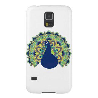 Mandala Peacock Galaxy S5 Cover