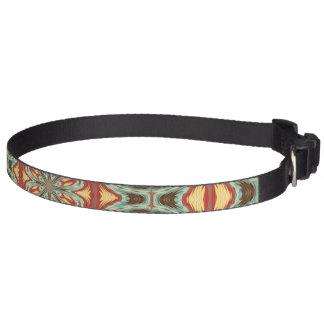 Mandala Pet Collar
