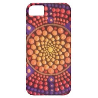 Mandala phone case, festival phone case