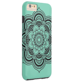 """Mandala Phone Case"" Tough iPhone 6 Plus Case"