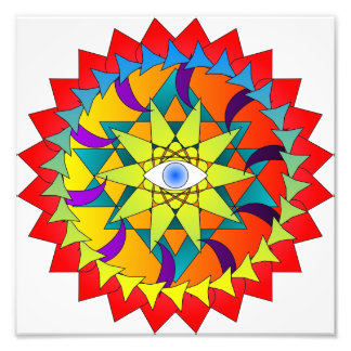Mandala Art Photo