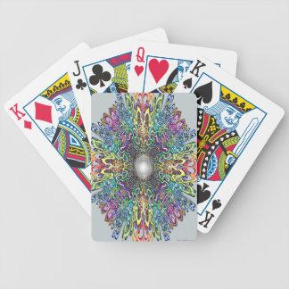 Mandala Poker Deck