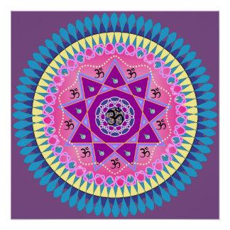 Mandala Poster Perfect Poster