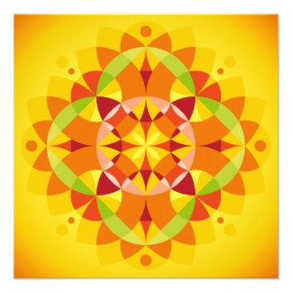 Mandala Prana Photo Print