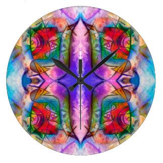 Mandala Primal 03 Clocks
