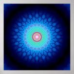 Mandala Quasar 1 Poster