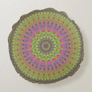 Mandala Round Pillow