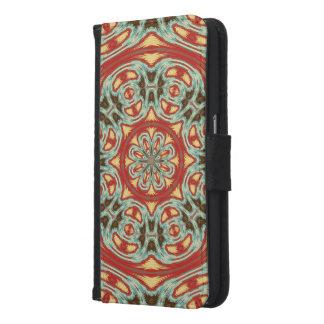 Mandala Samsung Galaxy S6 Wallet Case