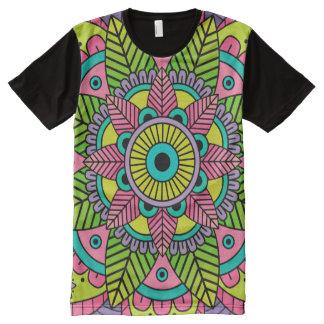 Mandala Satu All-Over-Print T-Shirt