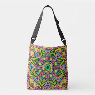 Mandala Satu Crossbody Bag