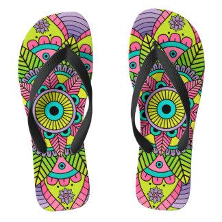 Mandala Satu Flip Flops