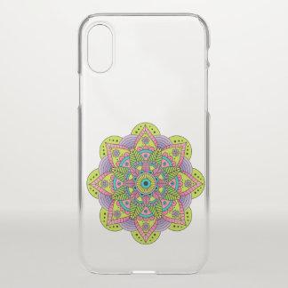 Mandala Satu iPhone X Case
