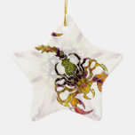 Mandala Scorpion 05 Christmas Tree Ornaments
