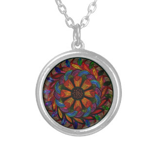 Mandala Small Necklace