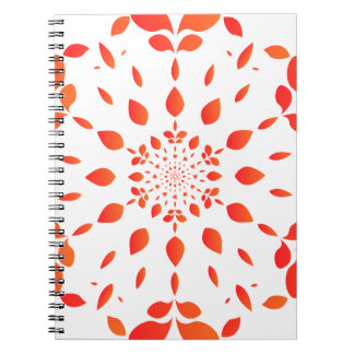 Mandala Spiral Notebook