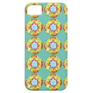 Mandala spring case for SE + iPhone 5/5S