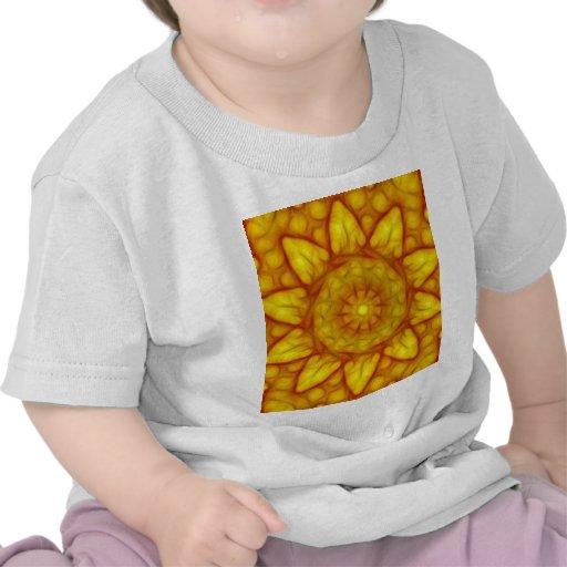 Mandala Style T Shirts