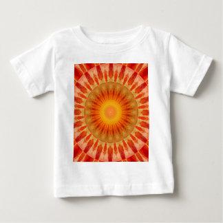 Mandala sunset baby T-Shirt