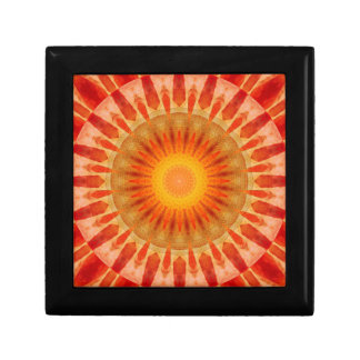 Mandala sunset gift box