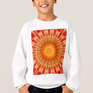 Mandala sunset sweatshirt