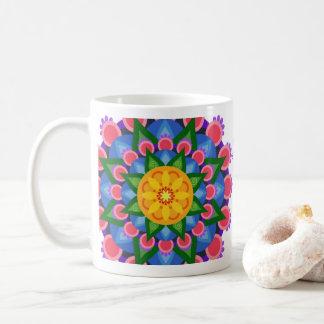Mandala t-shirt of the Energetic Revitalization Coffee Mug