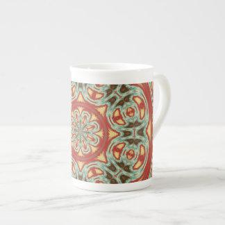 Mandala Tea Cup