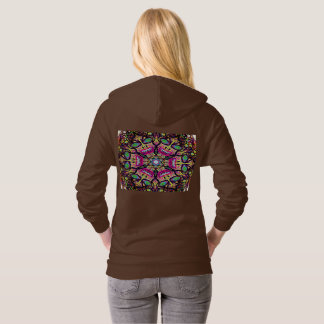 "Mandala ""Thleudron"" Pullover Hoodie  by MAR"