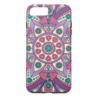Mandala Tiga Original Purple Case-Mate iPhone Case