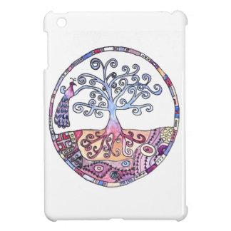 Mandala - Tree of Life in Paradise Cover For The iPad Mini