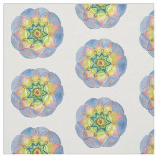 """Mandala Watercolor Cotton (56"""" width) Fabric"""