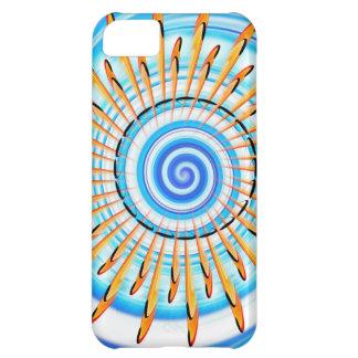 Mandala Waterwave Case For iPhone 5C