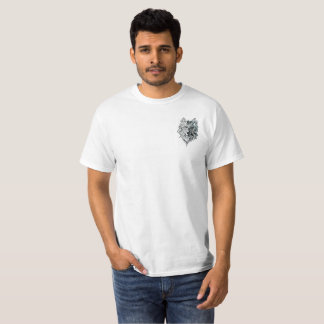 Mandala wolf T-Shirt