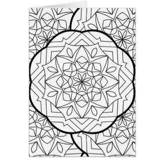 Mandalas Card