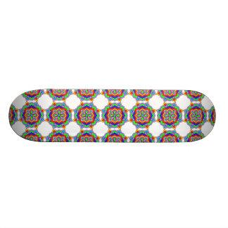 Mandalas Custom Skate Board
