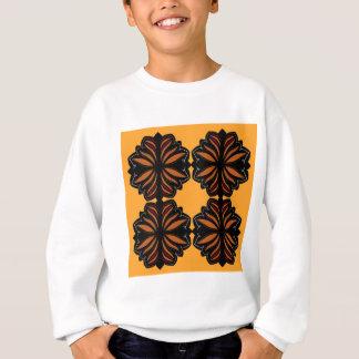 Mandalas Ethno hand painted Sweatshirt