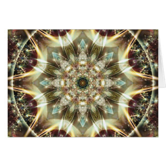 Mandalas from the Heart of Change 10, Card