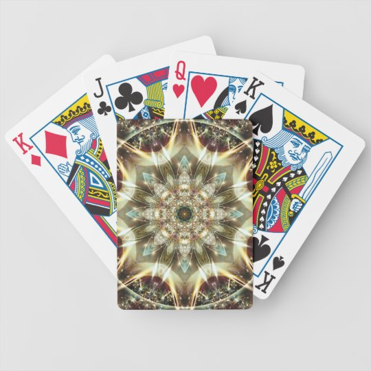 Mandalas from the Heart of Change 10, Gift Items Bicycle Playing Cards