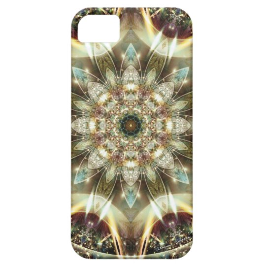 Mandalas from the Heart of Change 10, Gift Items iPhone 5 Case