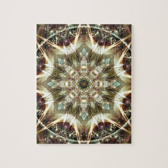Mandalas from the Heart of Change 10, Gift Items Jigsaw Puzzle