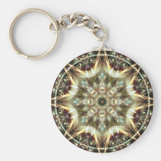 Mandalas from the Heart of Change 10, Gift Items Keychain