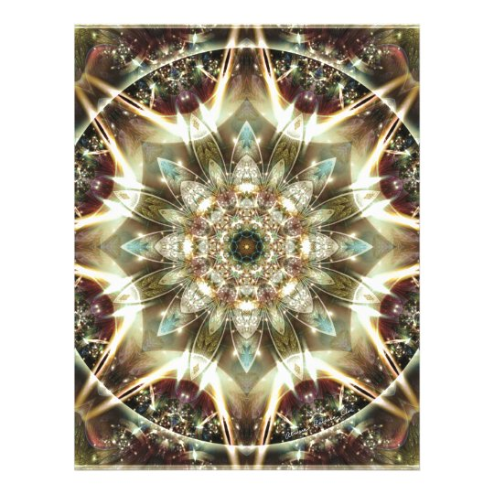Mandalas from the Heart of Change 10, Gift Items Letterhead